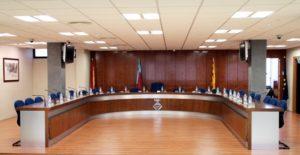 Ple Ajuntament de Sant Andreu de la Barca