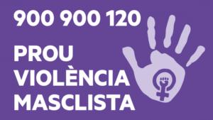 Prou Violència Masclista