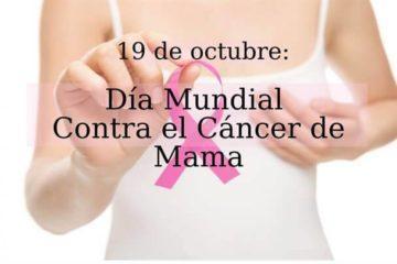 Dia Mundial Cancer Mama