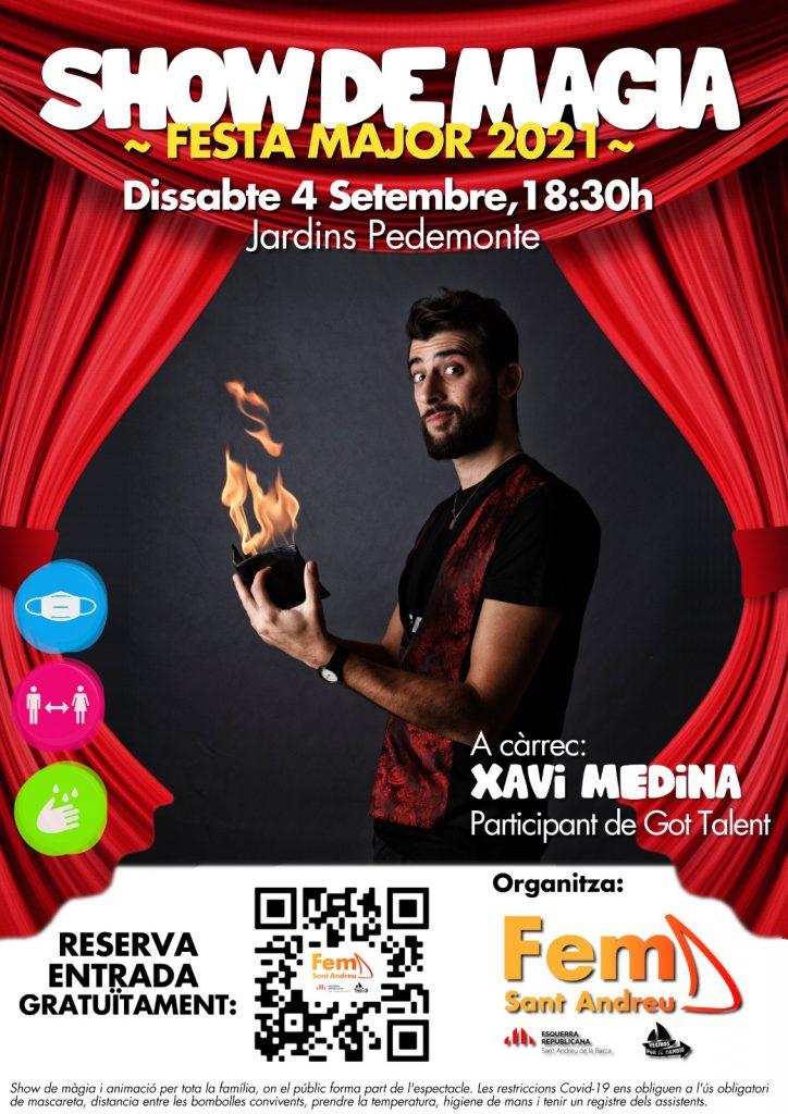 Show de Magia FM